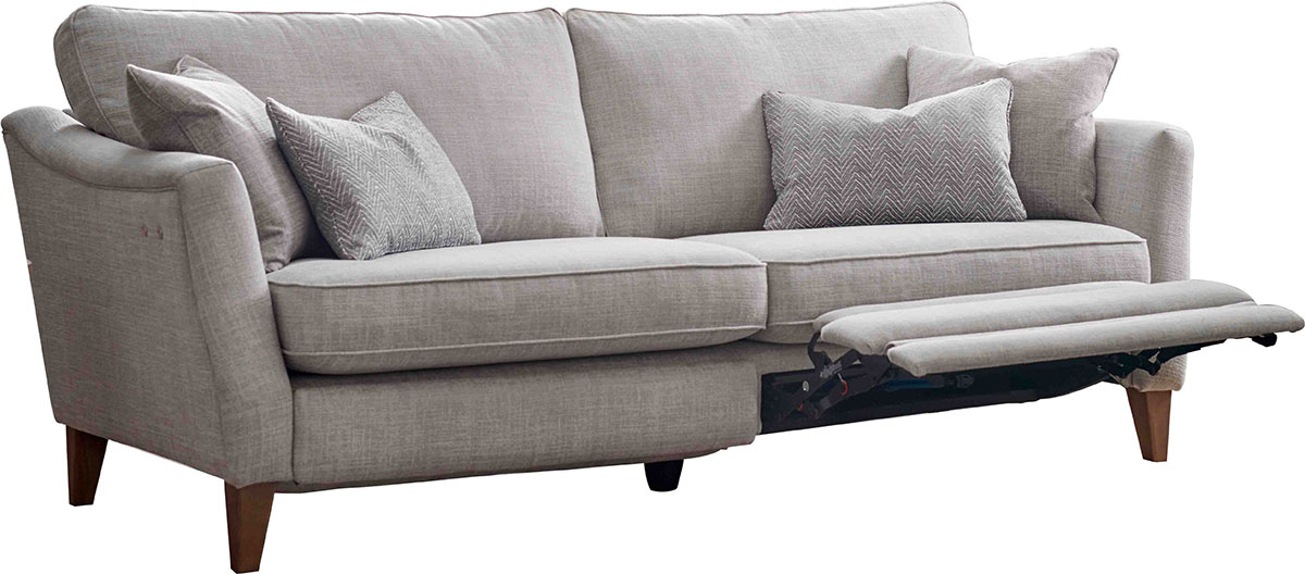 3 Seater Power recline Sofa
