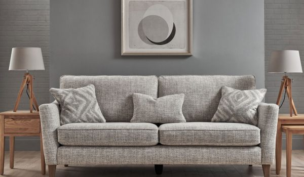 Atlanta Collection 3 Seater Sofa