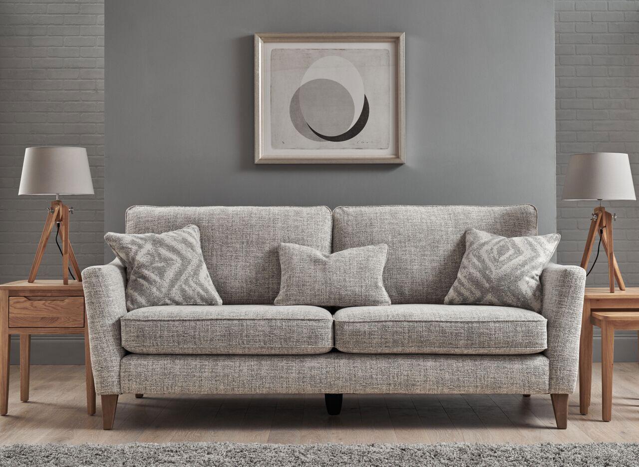 Atlanta Collection 3 Seater Sofa