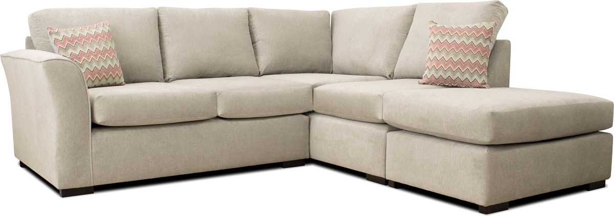Carlson Corner sofa + FREE footstool