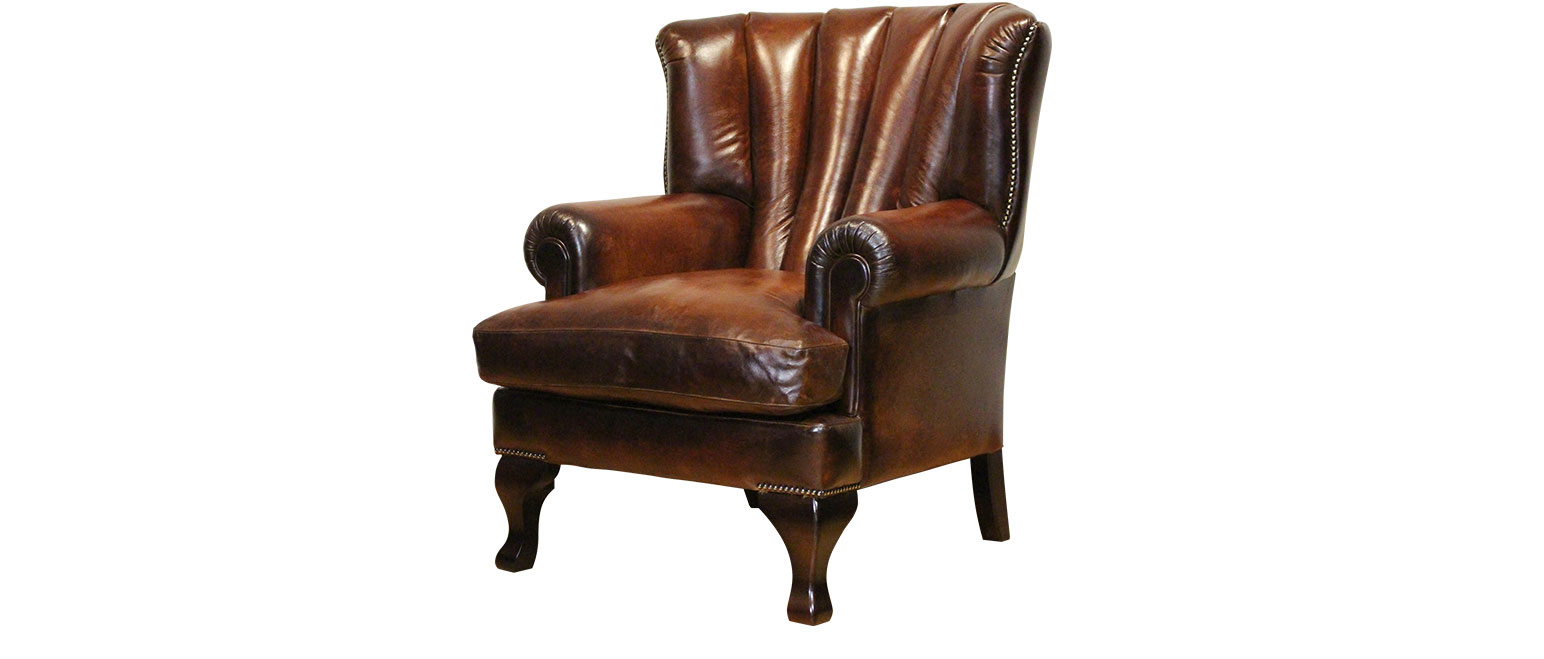 Cumbria Leather chair