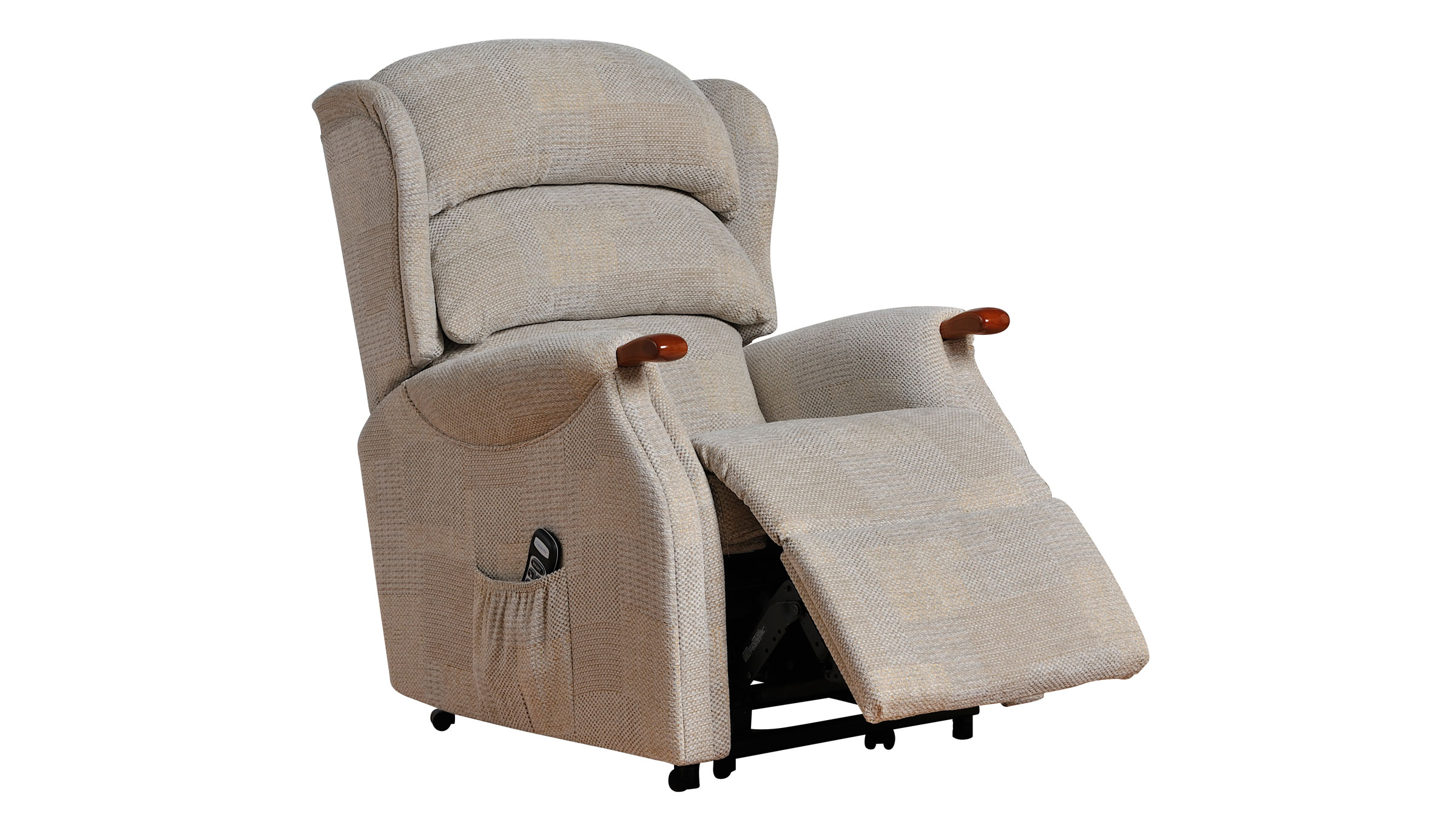 Standard Size Manual Recliner Chair