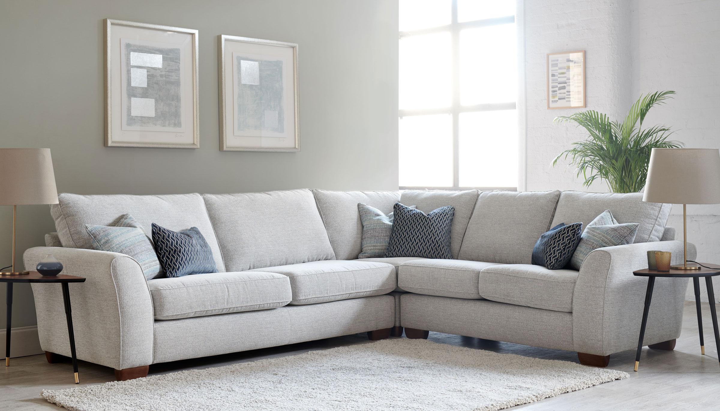 Salcombe Corner Sofa Collection
