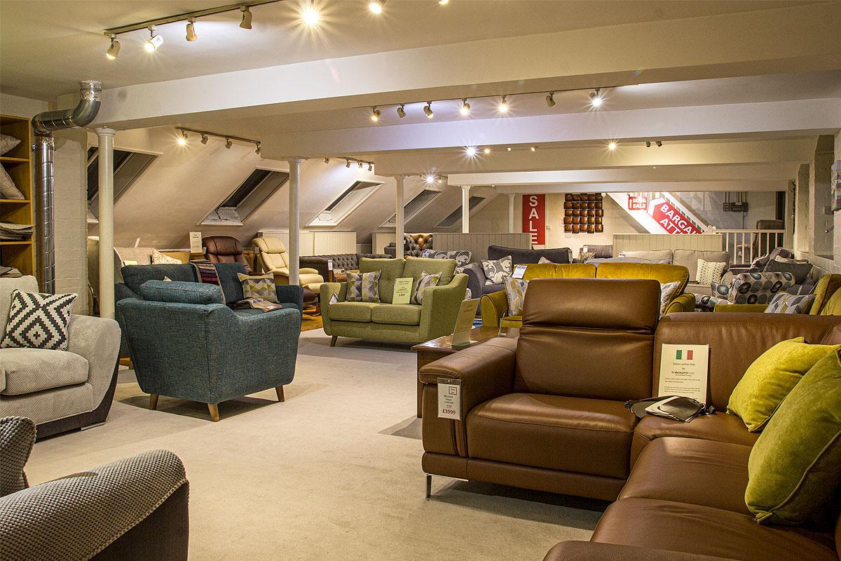 Worcester Sofa Showroom
