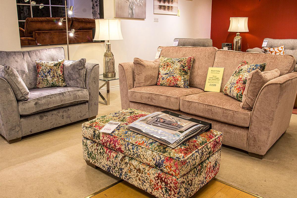 Worcester Upholstered Furniture