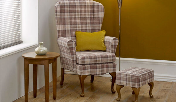 Lanchaster Wing Chair
