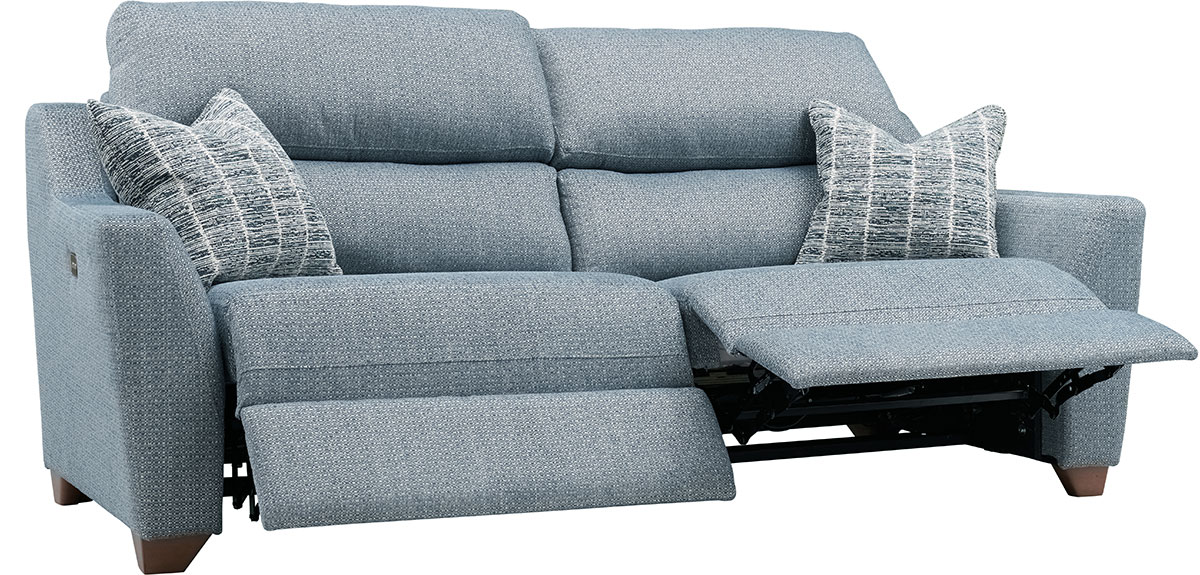 3 Seater Power Recline Sofa